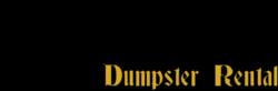 Signature Dumpster Logo