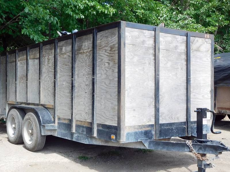 What Is A Rubber Wheel Dumpster